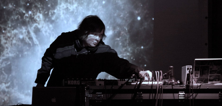 Astrowind, Ambient & Electronic music artist