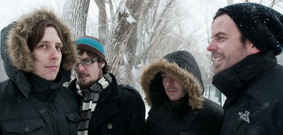 Postrock band fron Canada, Kimika