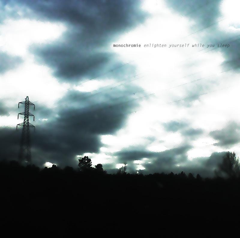 Monochromie Second Album Cover