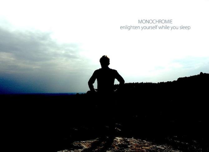 monochromie postrock ambient project