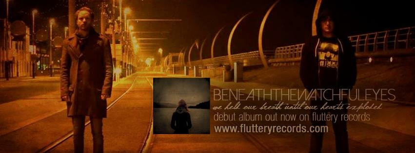 Beneath The Watchful Eyes label debut