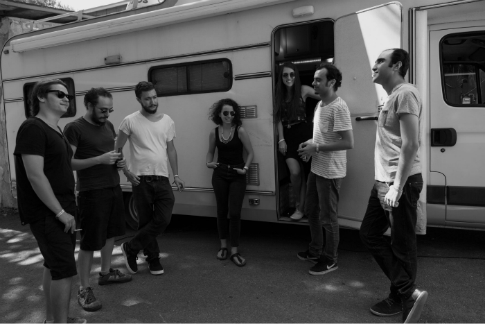 On Your Horizon, a post-rock band from Turkey