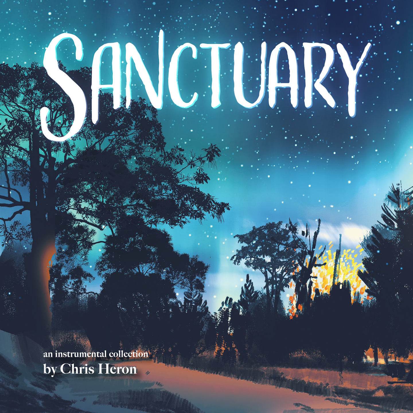 Chris Heron – Sanctuary | Fluttery Records