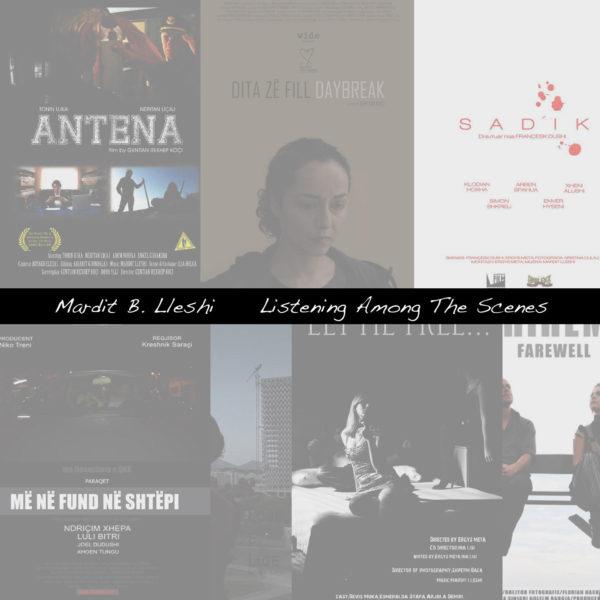 Mardit Mardit B. Lleshi Album Cover